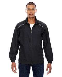 Black 703 Men's Motivate Unlined Lightweight Jacket