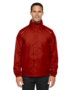 Classic Red 850 Men's Climate Seam-Sealed Lightweight Variegated Ripstop Jacket