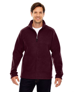 Burgundy 060 Men's Journey Fleece Jacket