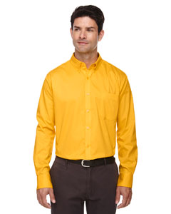 Campus Gold 444 Men's Operate Long-Sleeve Twill Shirt