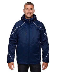 Night 846 Men's Tall Angle 3-in-1 Jacket with Bonded Fleece Liner