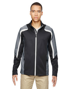 Carbon 456 Men's Strike Colorblock Fleece Jacket