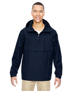 Navy 007 Men's Excursion Intrepid Lightweight Anorak
