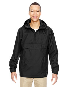 Black 703 Men's Excursion Intrepid Lightweight Anorak