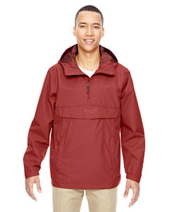 Rust 489 Men's Excursion Intrepid Lightweight Anorak