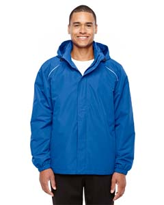 True Royal 438 Men's Profile Fleece-Lined All-Season Jacket