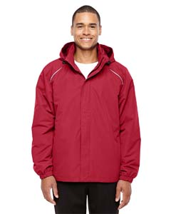 Classic Red 850 Men's Profile Fleece-Lined All-Season Jacket