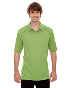 Cactus Gren 415 Men's Recycled Polyester Performance Piqué Polo