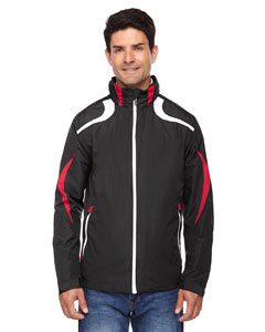 Blksilk 866 Men's Impact Active Lite Colorblock Jacket