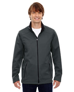 Graphite 156 Men's Splice Three-Layer Light Bonded Soft Shell Jacket with Laser Welding