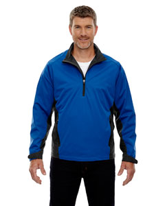 Nautcl Blu 413 Men's Paragon Laminated Performance Stretch Wind Shirt