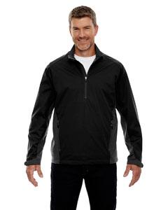 Black 703 Men's Paragon Laminated Performance Stretch Wind Shirt