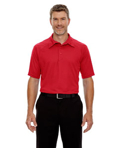 Olympic Red 665 Men's Dolomite UTK cool.logik™ Performance Polo