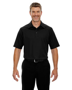 Black 703 Men's Dolomite UTK cool.logik™ Performance Polo