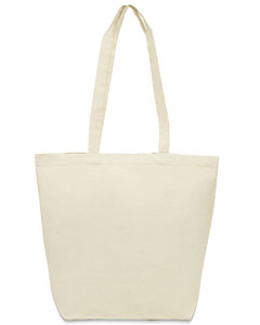 Natural Star of India CottonCanvas Tote