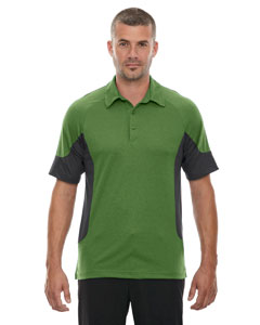 Fern 657 Men's Refresh UTK cool.logik™ Coffee Performance Mélange Jersey Polo