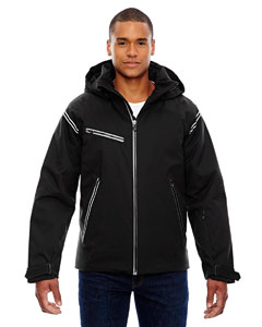 Black 703 Men's Ventilate Seam-Sealed Insulated Jacket