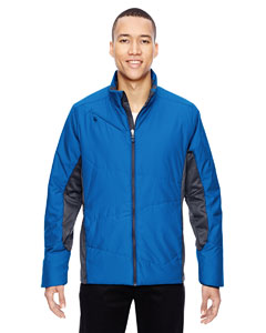 Olympic Blue 447 Men's Immerge Insulated Hybrid Jacket with Heat Reflect Technology