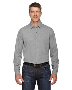 Lt Heather 832 Men's Mélange Performance Shirt