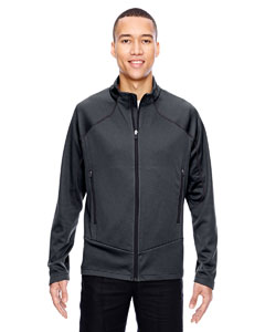 Carbon 456 Men's Interactive Cadence Two-Tone Brush Back Jacket