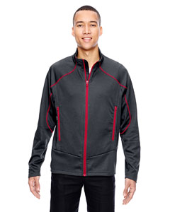 Crbn/olyred 467 Men's Interactive Cadence Two-Tone Brush Back Jacket