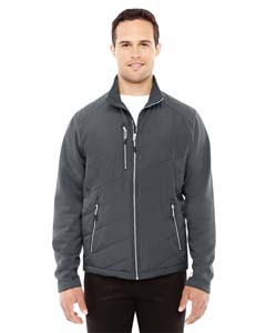 Carbon/ Crbn 456 Men's Quantum Interactive Hybrid Insulated Jacket