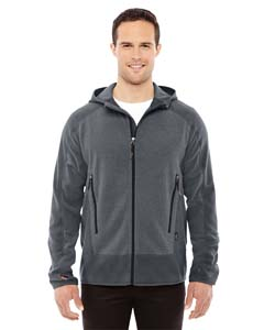 Carbon/ Blck 456 Men's Vortex Polartec Active Fleece Jacket