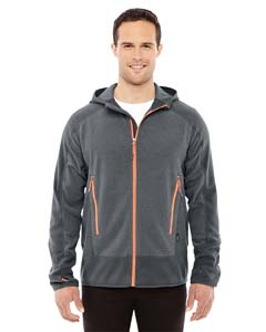 Crbn/ Or Sda 482 Men's Vortex Polartec Active Fleece Jacket