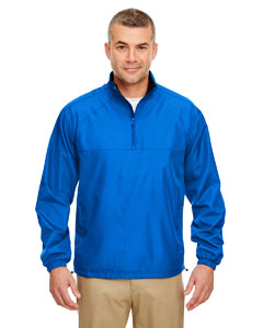 Royal Adult Micro-Poly 1/4-Zip Windshirt