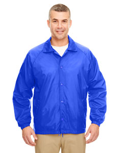 Royal Adult Nylon Coaches' Jacket