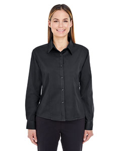 Black Ladies' Whisper Twill