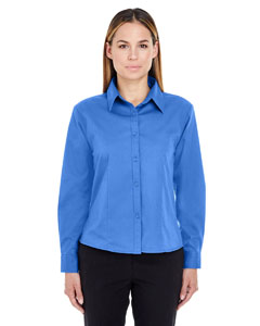 French Blue Ladies' Whisper Twill