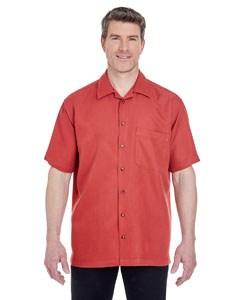 Brick Men's Cabana Breeze Camp Shirt