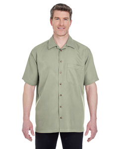 Sage Men's Cabana Breeze Camp Shirt