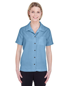 Wedgewood Ladies' Cabana Breeze Camp Shirt