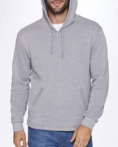 Heather Gray Unisex PCH Pullover Hoodie