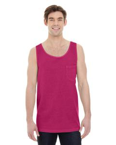 Crimson Adult Heavyweight RS Pocket Tank