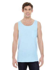 Chambray Adult Heavyweight RS Pocket Tank