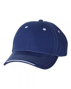 Royal Tri-Color Cap