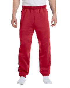 True Red 8 oz., 50/50 NuBlend® Fleece Sweatpants