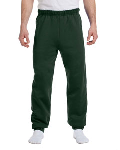 Forest Green Adult 8 oz. NuBlend® Fleece Sweatpants