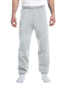 Ash Adult 8 oz. NuBlend® Fleece Sweatpants