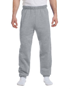 Athletic Heather 8 oz., 50/50 NuBlend® Fleece Sweatpants