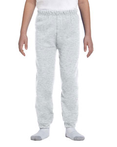 Ash Youth 8 oz. NuBlend® Fleece Sweatpants