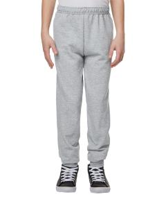 Athletic Heather Youth 7.2 oz., NuBlend® Fleece Jogger