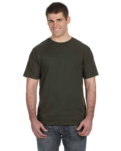 City Green Ringspun T-Shirt