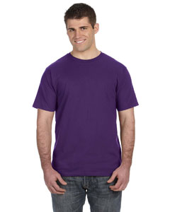 Purple Ringspun T-Shirt