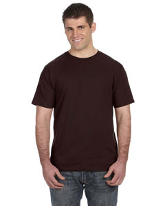 Chocolate Ringspun T-Shirt