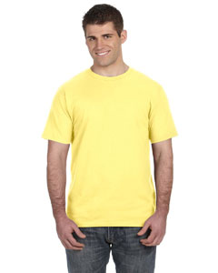 Spring Yellow Ringspun T-Shirt