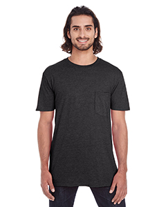 Smoke Adult Lightweight Pocket Tee